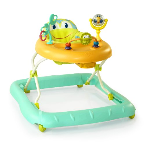 Bright Starts Walk-A-Bout Walker, Cute Frog