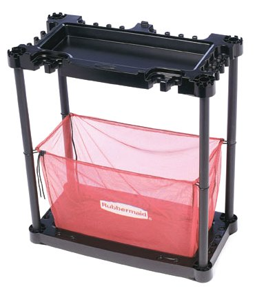 Rubbermaid 5A43 38-by-36-by-18-Inch Sports Gear Storage Station
