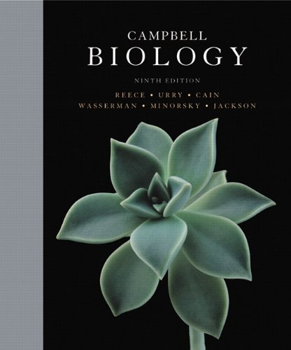 Campbell Biology Plus MasteringBiology with eText -- Access Card Package (9th Edition)