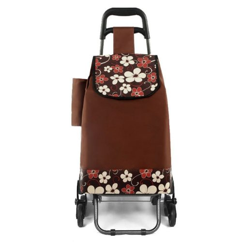 Stair Climbing Rolling Folding Shopping Grocery Laundry Utility Cart