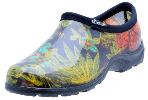 Sloggers Women's Rain and Garden Shoe with