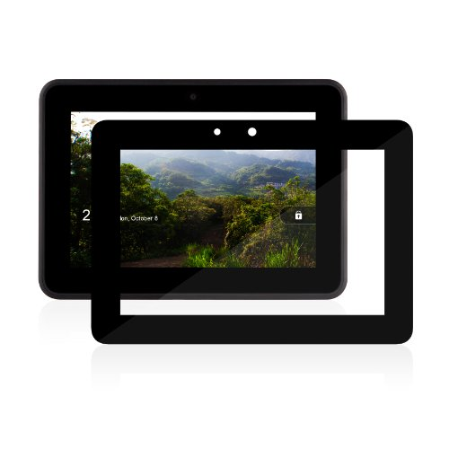 Moshi iVisor XT (HD clear) No-Bubble Screen Protector for Kindle Fire HD 7